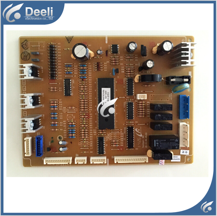 95% new good working for samsung efrigerator pc board da41-00437J Computer board motherboard 99% new on sale 95% new original good working refrigerator pc board motherboard for samsung rs21j board da41 00185v da41 00388d series on sale