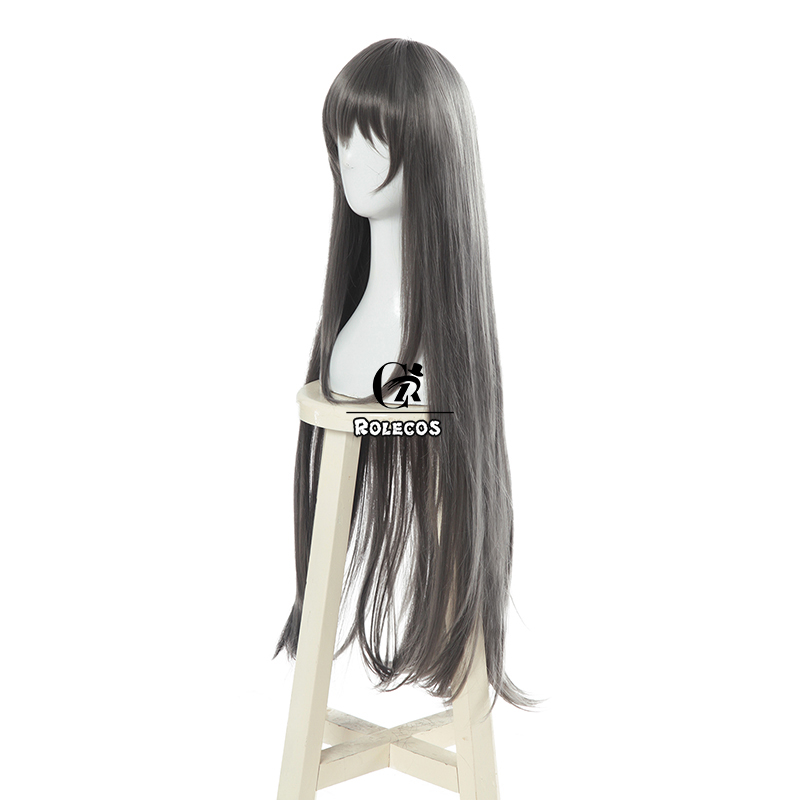 ROLECOS Sakurajima Mai Cosplay Wig For Costume 2