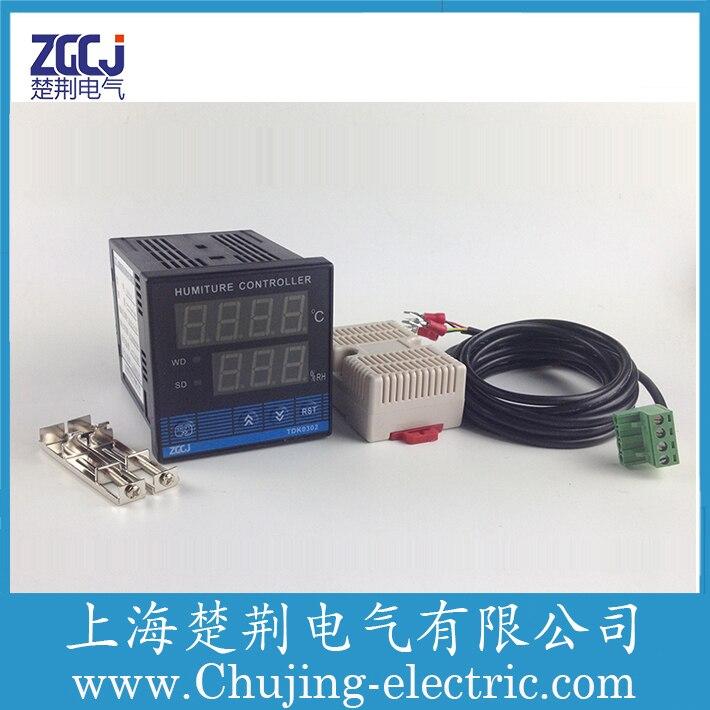 Frischhaltezelle temperatur und luftfeuchtigkeit controller frischhaltezelle feuchte-controller mit sensor