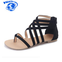 c8c8ae6885 HUANQIU Novas Mulheres Sandálias Das Mulheres Sapatos de Verão Dedo Aberto  Plataforma de Moda sapatos de Salto Alto da Cabeça de.