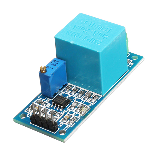 Active Single Phase Voltage Transformer Module AC Output Voltage Sensor