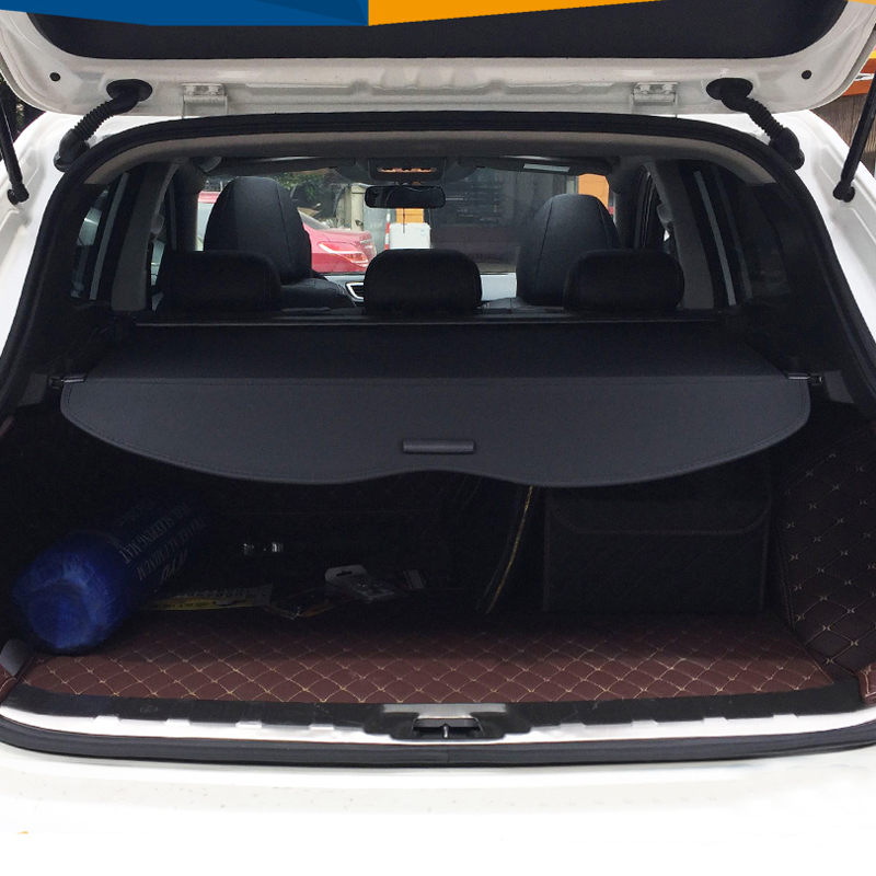 Car Rear Trunk Shade Cargo Cover Luggage Sheild For Nissan Murano 2015 2016 2017 2018 Third Gen Auto Accessories Car Styling