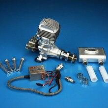 Motor de GAS original DLE 35 RA para modelo de avión, producto en oferta, DLE35RA,DLE, 35 ,RA,DLE 35RA