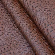 1 Meter Crocodile Fabric Faux Leather Pu Leather Leatherette Material  Tecido Telas Laser Tissu Ameublement Simili Cuir Sofa d16991375509