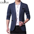 Fashion Men's Blazer Plus Size 4XL 2016 Spring&Autumn  Business Dress Suits Blazers Zipper Suit Jacket   Z2359