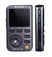 2017 LOTOO PAW5000 MKII Bluetooth Портативный без потерь HIFI Музыка Аудио светодио дный DSD, ЦАП 2,5 мм сбалансированный USB MP3 музыкальный плеер
