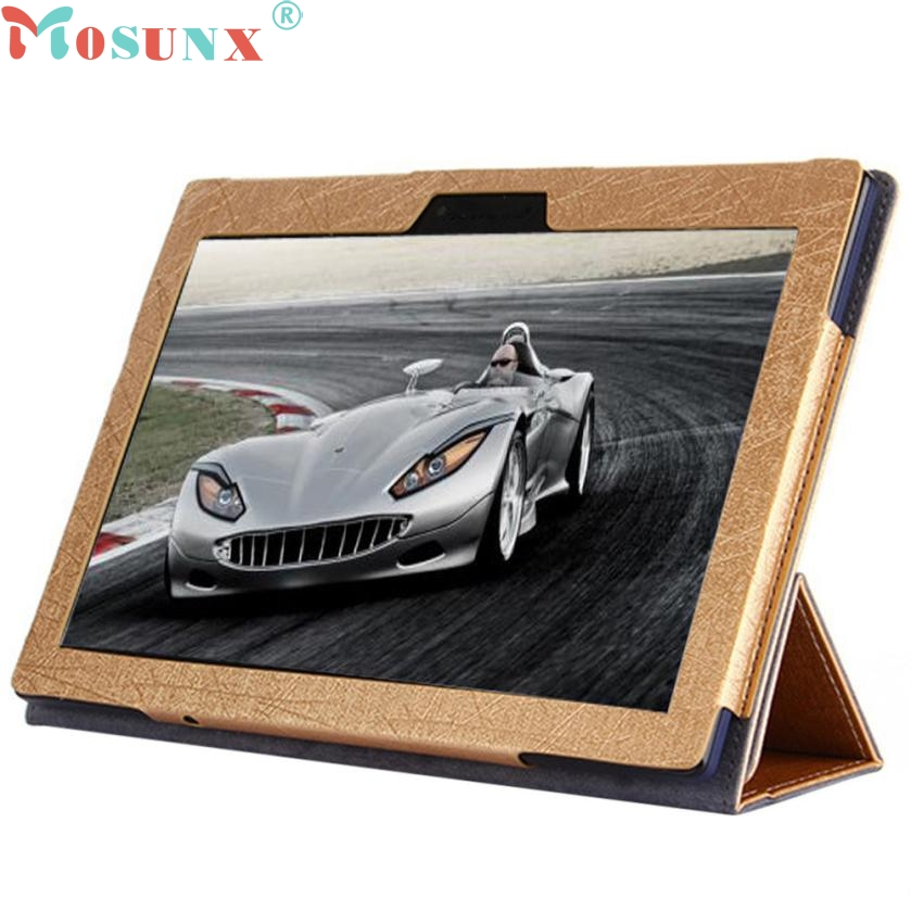 TOP QUALITY For Lenovo Tab 2 A10-70 Tablet Cover Luxury PU Leather Litchi Profile Case Folio Stand Protective Shell Skin MAY5