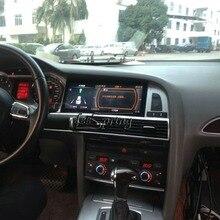 10,25 дюйма мультимедиа для Android плеер для Audi A6L Авто gps-навигации