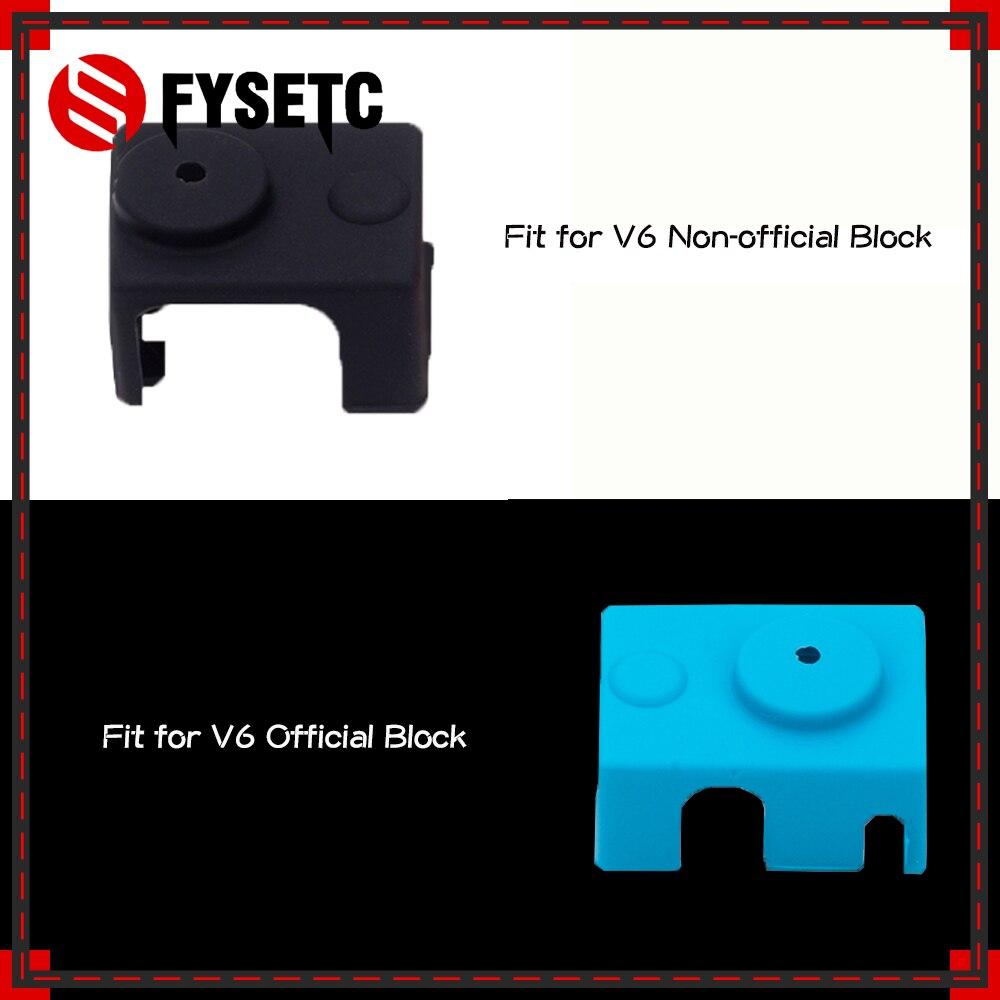 For E3D V6 Silicone Sock 3D printer V6 PT100 Original J-head 1.75/3.0mm Heated Block Bowden Direct Extruder Prusa i3 MK3For E3D V6 Silicone Sock 3D printer V6 PT100 Original J-head 1.75/3.0mm Heated Block Bowden Direct Extruder Prusa i3 MK3