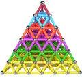 1 Conjunto Bloco de Construção de Brinquedos Magnéticos Ímãs de Treinamento Para Babys Crianças Criança