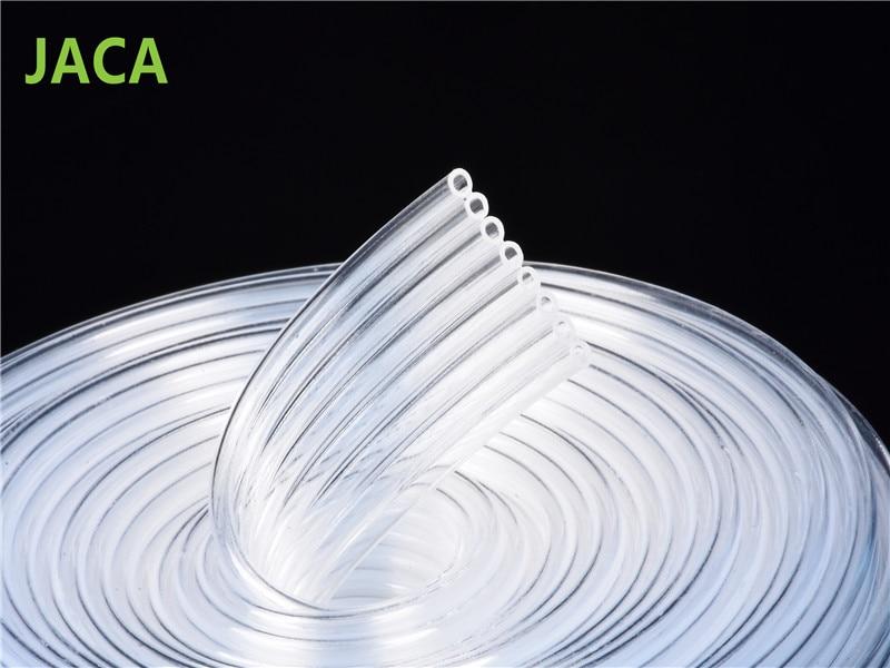 tubo branco de 10 linhas do medidor 8 para o tubo solvente 3x2mm 4x3mm da tinta