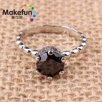925 Sterling Silber Schmuck Marke Ringe Für Frauen Engagement Ring Hochzeit Ringe Kompatibel mit Europäischen Ring Geschenke