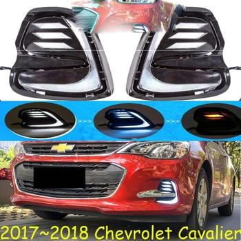 Cavalier daytime light,2017~2018 year!Free ship!LED,Cavalier fog light,2ps/set;Cruz;Cavalier daytime light Cavalier