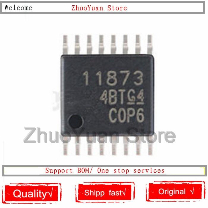 10PCS lot DRV11873PWPR DRV11873PWP DRV11873 SSOP16 New original 11873 IC Chip