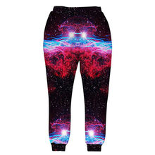 Fashion Design Long Trousers For Men 3D Sweatpants Funny Print Eating Pizza Cat Galaxy Jogger Pants Loose Full Length Pantalones cheap Polyester spandex COTTON Harem Pants Midweight Pleated Broadcloth Elastic Waist NONE 24 4-32 3 S M L XL XXL XXXL Funny Eating Pizza Cat Galaxy Space 3D Print