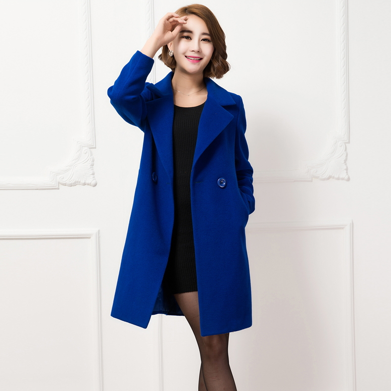 Collection Ladies Wool Coats Pictures - Reikian