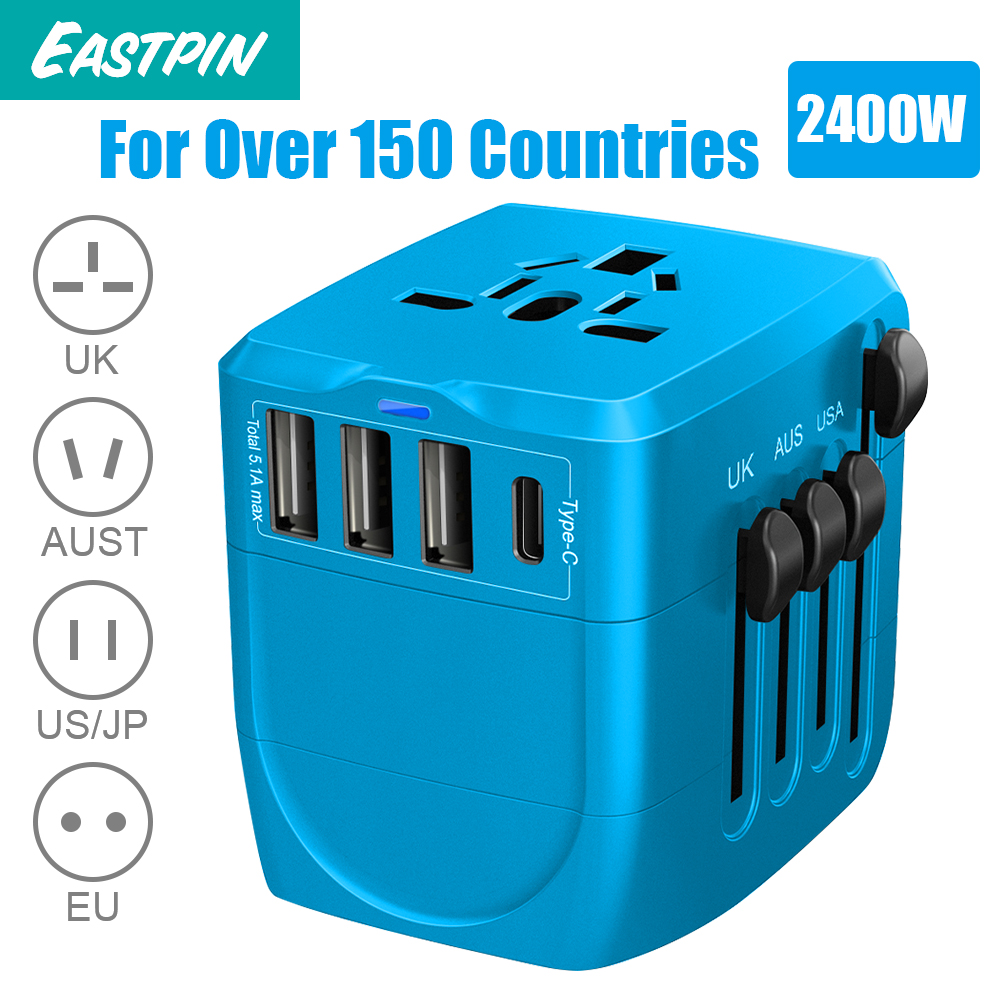 Online Wholesale quick charge 3 universal adapter and get