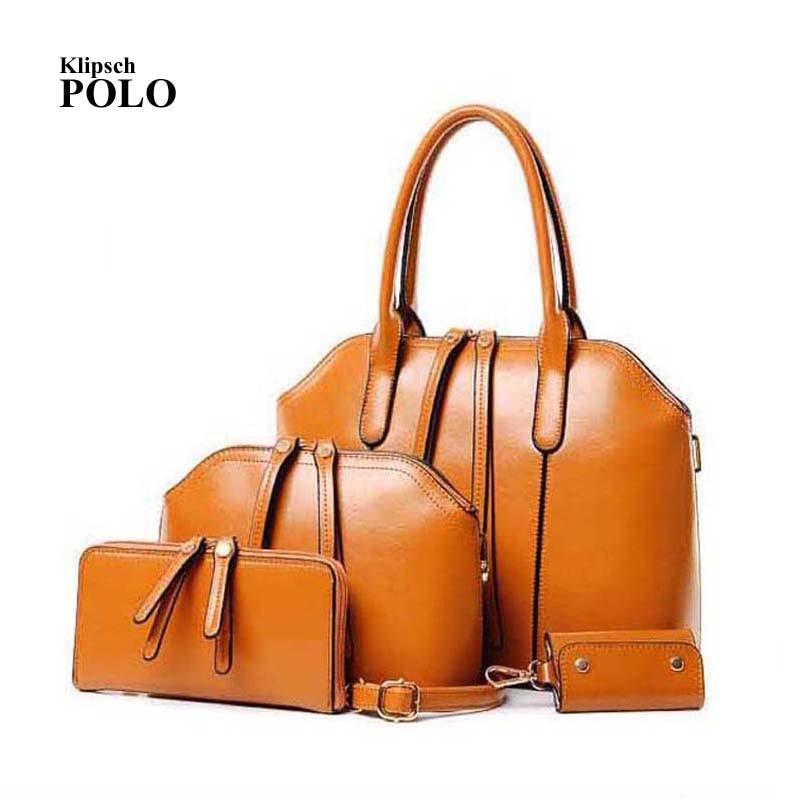 все цены на 4 Bag/Set New Mother Handbag Brand Designer Women Bag Letter Striped Fashion Femal Bags Shoulder Bags Gift For Mother CX212 онлайн