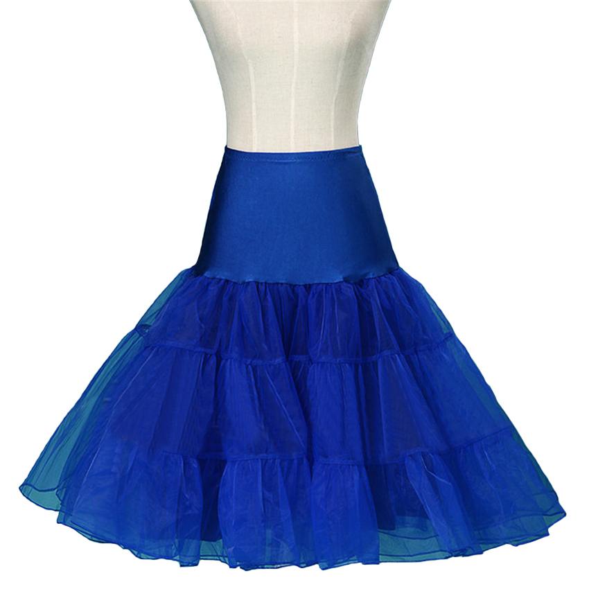 Tutu skirt silps swing rockabilly petticoat underskirt for Fluffy skirt under wedding dress