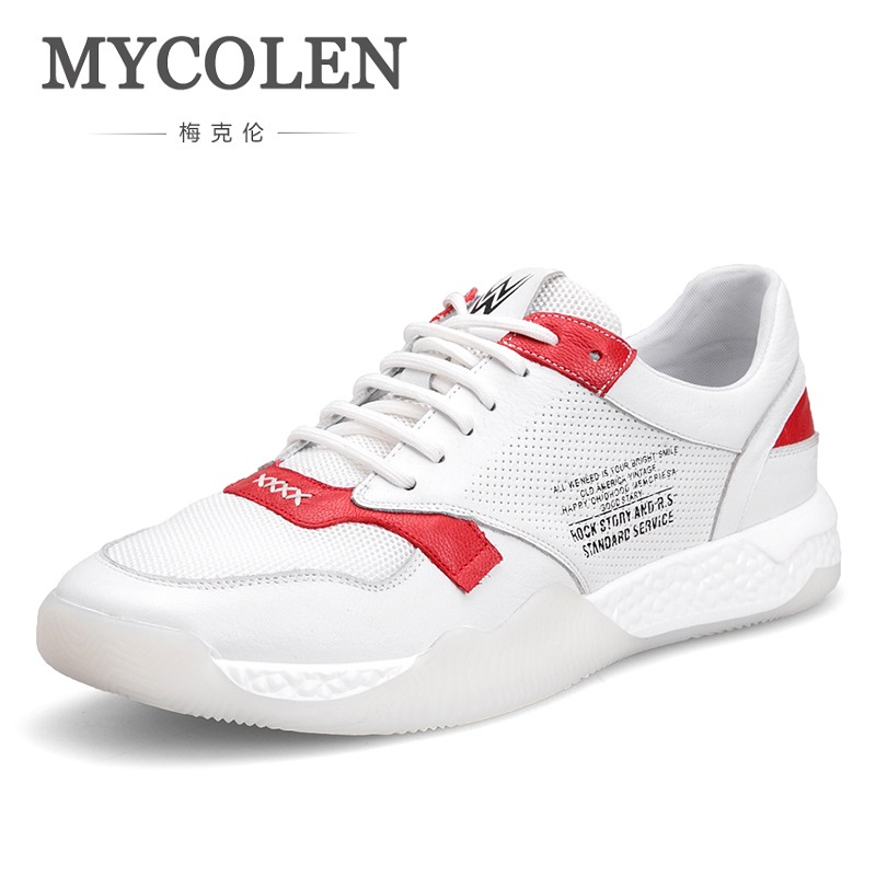 MYCOLEN 2018 Summer Mens Superstar Shoes Luxury Brand Casual White Shoes Men Slip On High Top Man Shoes Zapatos Hombre Casual new fashion men luxury brand casual shoes men non slip breathable genuine leather casual shoes ankle boots zapatos hombre 3s88