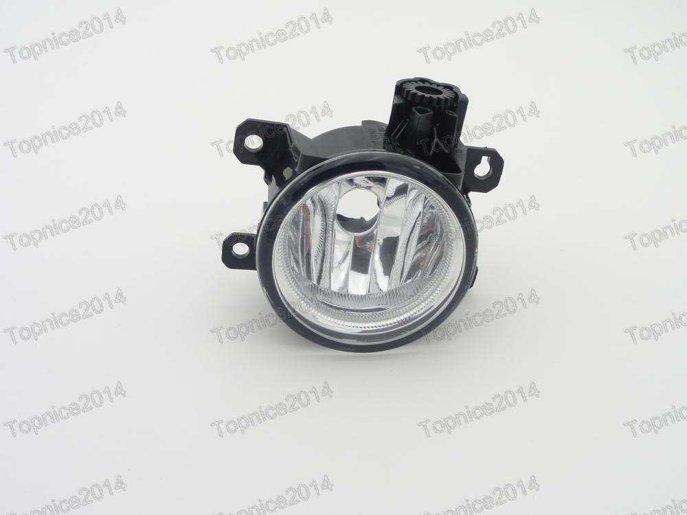1Pcs Waterproof Right Side Clear Lens Fog Driving Light Lamp For Honda Fit 2015-2016 runmade for vw 2010 2011 2012 tiguan clear lens bumper fog driving light fog lamp right side 5nd 941 700