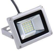 Waterproof 20W 220/240V LED Flood Light Projecteur Foco Led Floodlight Refletor Spotlight Outdoor Exterieur Spotlight LED Street