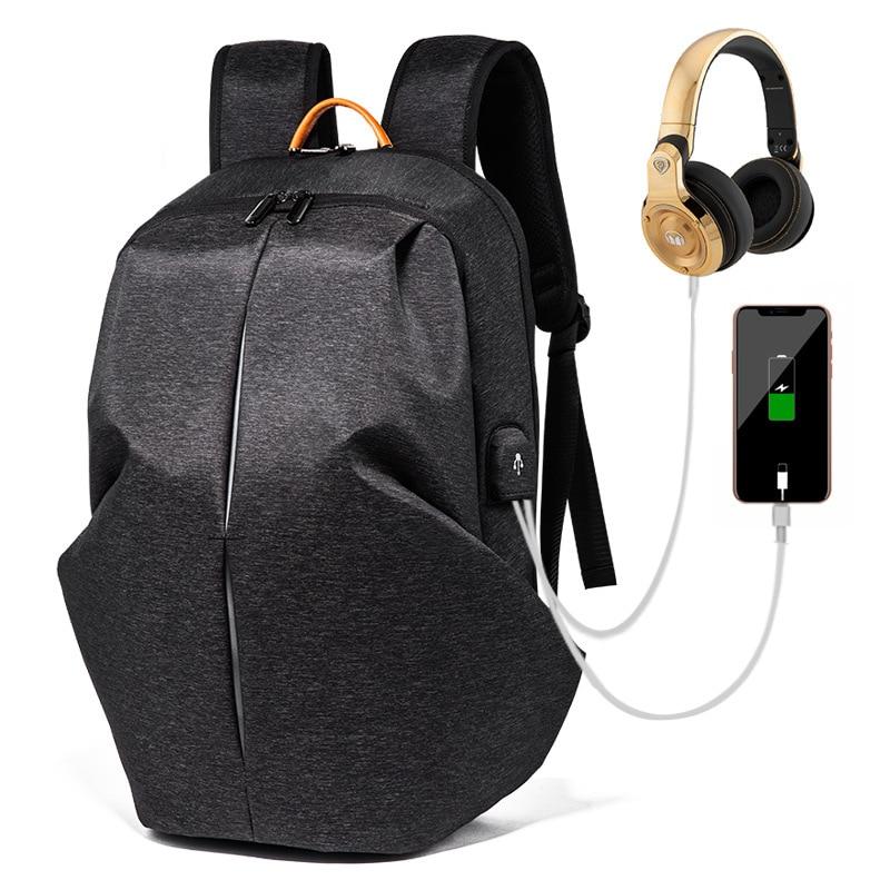 Anti voleur USB sac à dos sac à dos pour ordinateur portable pour femmes hommes école sac à dos sac pour adolescents garçons mâle voyage Mochila Feminina