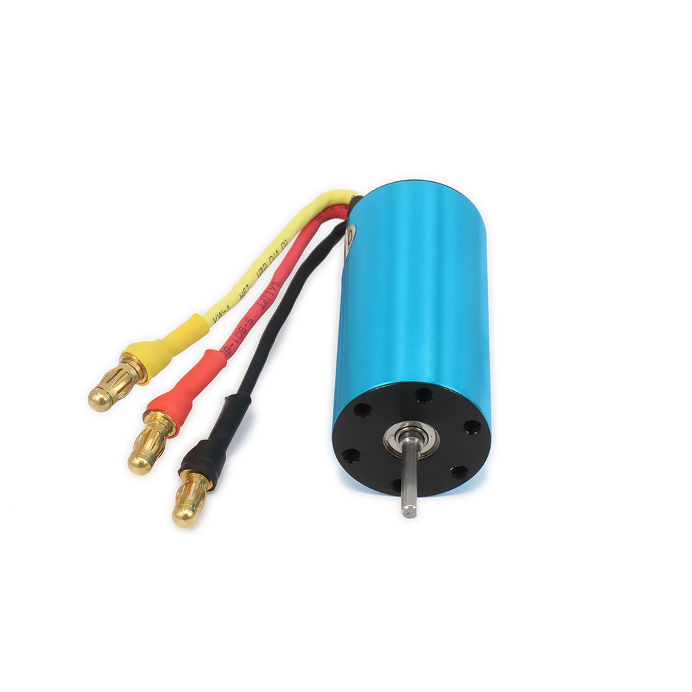 2040 Inrunner Brushless Motor 4800KV Revel 24540 Scorch RC Car Airplane Boat Aquacraft Edf HSP 1/16 Wltoys A959 A969 A979 K929