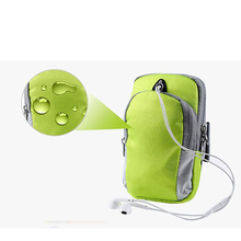 Aokali Sports Running Arm Bag for Men and Women Fitness Set General Waterproof Outdoor Mobile