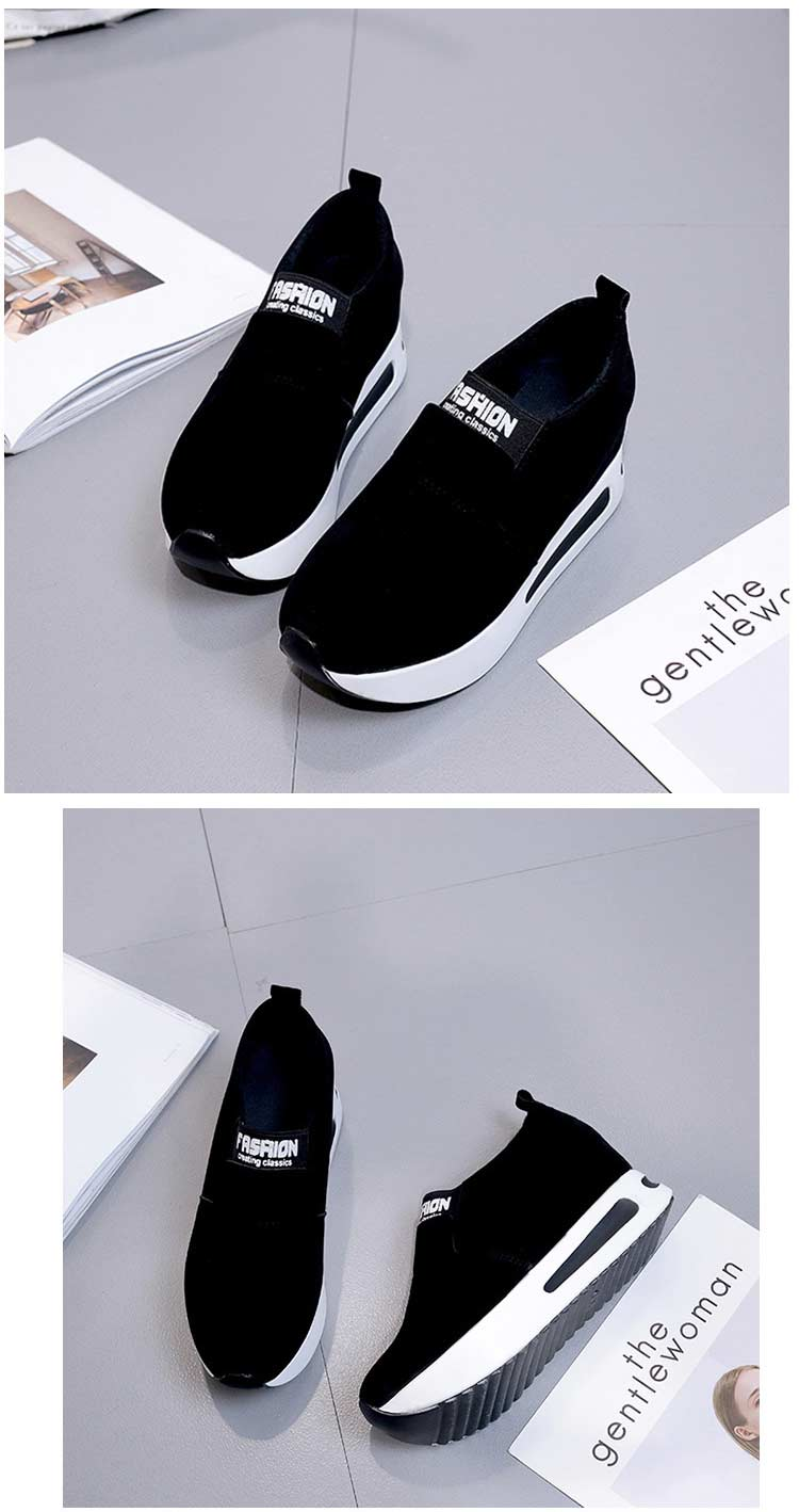 Vulcanize shoes women casual shoes 2019 new fashion solid pu women sneakers slip-on breathable shoes woman zapatos de mujer (30)