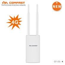 Comfast 4G высокоскоростной беспроводной AP Wifi роутер 4g трансформируется в проводную сеть и wif внешняя 5dbi антенна sim-карта WAN/LAN порт