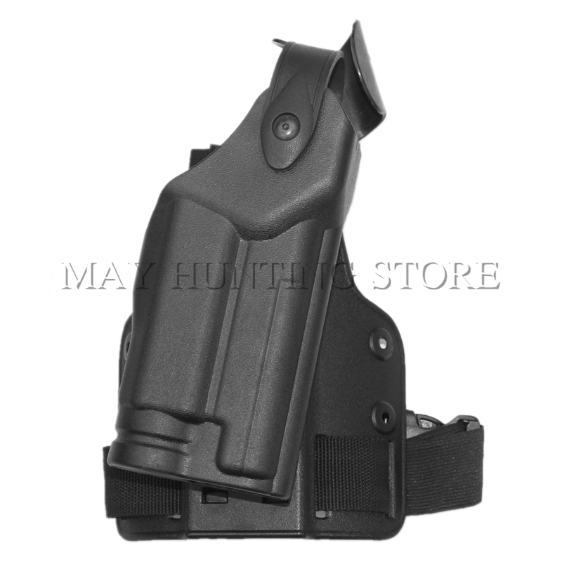 Gun Holster For SIG P226 P2022 with a flashlight Tactical Holster Hunting Accessories Puttee Thigh Drop Leg Holster