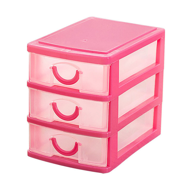 Best Mini translucent Drawer type plastic Storage Box(rose red 3 Layers)  sc 1 st  AliExpress.com & Best Mini translucent Drawer type plastic Storage Box(rose red 3 ...