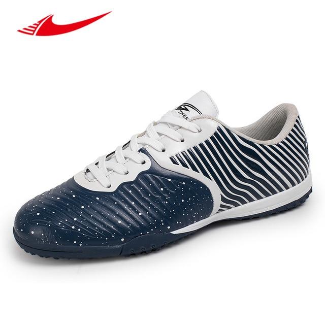 Beita Homens Sapatos De Futebol Adolescentes Sapatilhas Formadores Futsal  Sapatos de Futebol Ao Ar Livre Chuteiras 9f445353e2196