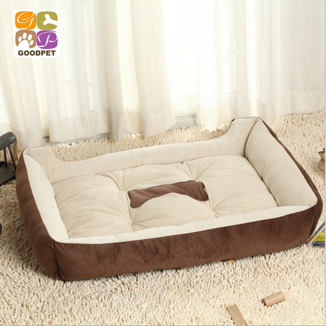 Washable Dog Bed Xl Luxury Dog Bed Golden Kennel Large Mats Labrador