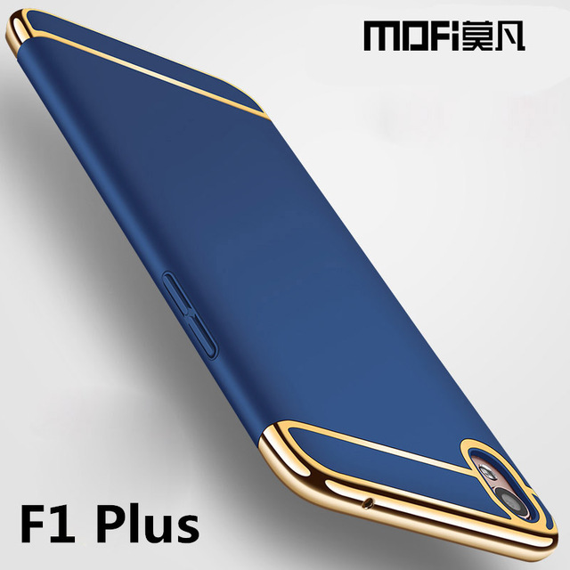 OPPO F1 Plus Case MOFi Protecter Luxury Hard Back Cases Plastic PC Full Cover For OPPO F1 Plus / OPPO R9 Capa Funda Coque