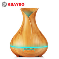 150ml Aroma Diffuser Air Purifier With LED Lamp Night Light Cool Mist Maker Ultrasonic Air Humidifer