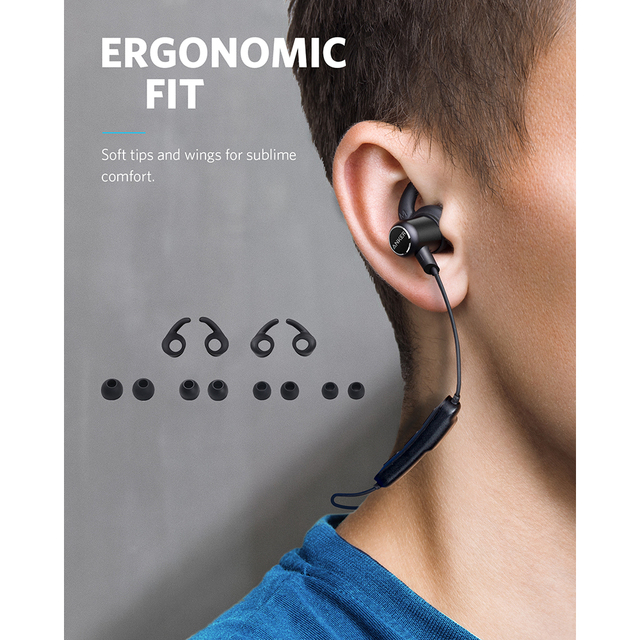 Wireless Waterproof Neckband Earphones