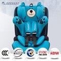 Reebaby медведь Seatfix (Isofix) Ребенок/безопасность детей baby Car Seat 9-36 кг