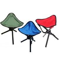 التخييم المحمولة ترايبود للطي البراز كرسي طوي الصيد زميله أضعاف كرسي الكراسي خفيفة الصيد