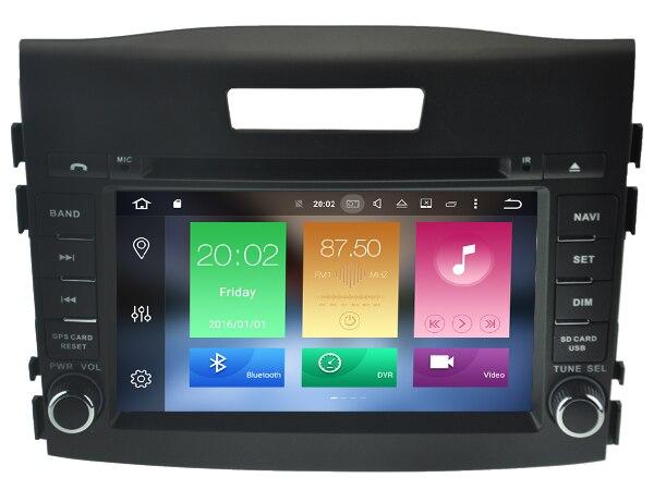 Octa (8)-core android auto dvd für honda crv 2012-2014 auto audio gps...