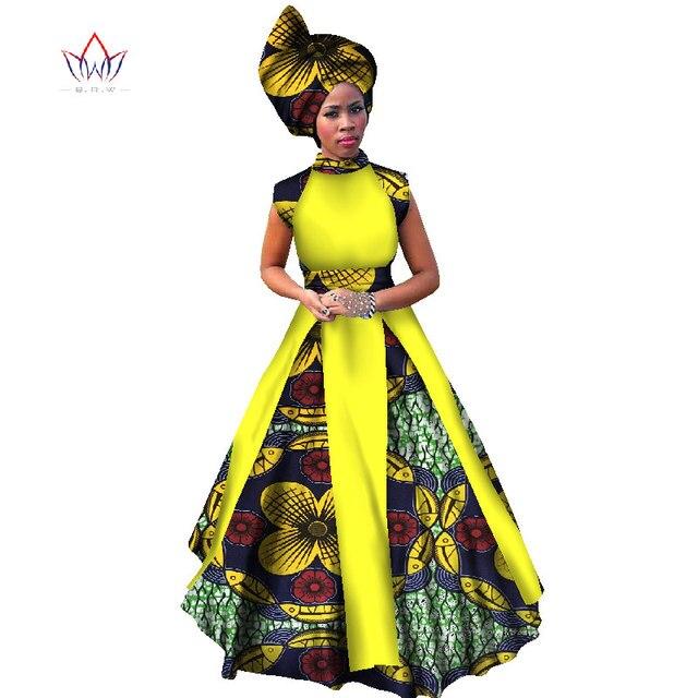 Африканские платья для женщин вечерние сексуальные без рукавов