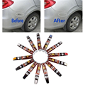 12 colors Universal Car Vehicle Scratch Mend Repair Remover Touch-Up Paint Fix Pen