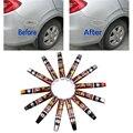 12 cores Universal Car Veículos Zero Reparação Removedor de Pintura Touch-Up Caneta Correção Mend