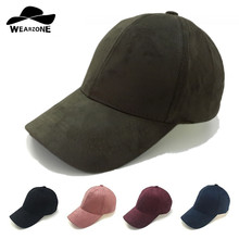 2017 New Suede Baseball Cap Mens Casquette Bone cap Fashion Snapback cap Hip Hop Flat Hat