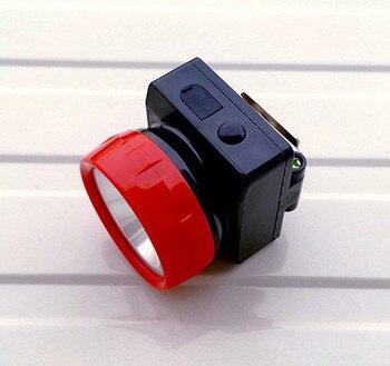شحن مجاني عبر dhl 6 قطعة/الوحدة LED التعدين كشافات التعدين مصباح الفحم مصباح led LD 4625-في مصابيح أمامية من مصابيح وإضاءات على