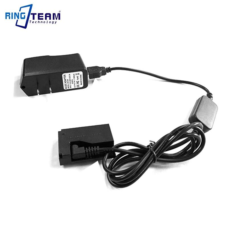 CA-PS700 DR-E17 USB cable de alimentación para Canon EOS M M3 M5 Maniquí de batería Pack