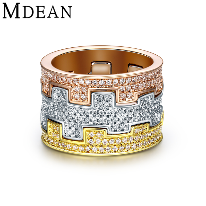 white gold plated rings for women wedding ring engagement women rings vintage bague luxury ring. Black Bedroom Furniture Sets. Home Design Ideas
