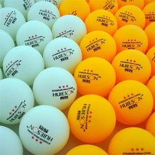 30 Pcs 3-Star 40mm 2.8g Table Tennis Balls Ping pong Ball White Orange Pingpong Ball Amateur Advanced Training Ball(China)