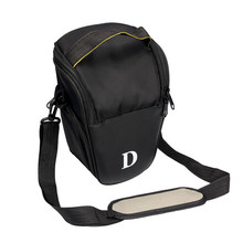 Hot Selling! 2016 Newest High Quality Camera Case Bag for DSLR for NIKON D4 D800 D7000 D5100 D5000 D3200 D3100 D3000 D80 Dec13